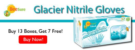 Glacier Nitrile