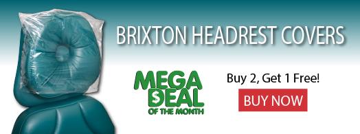 Mega Deal: Brixton Headrest Covers