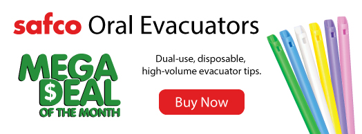Safco Oral Evacuators