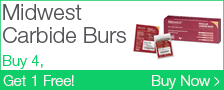 Midwest Carbide Burs