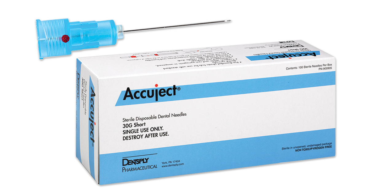 Accuject needles