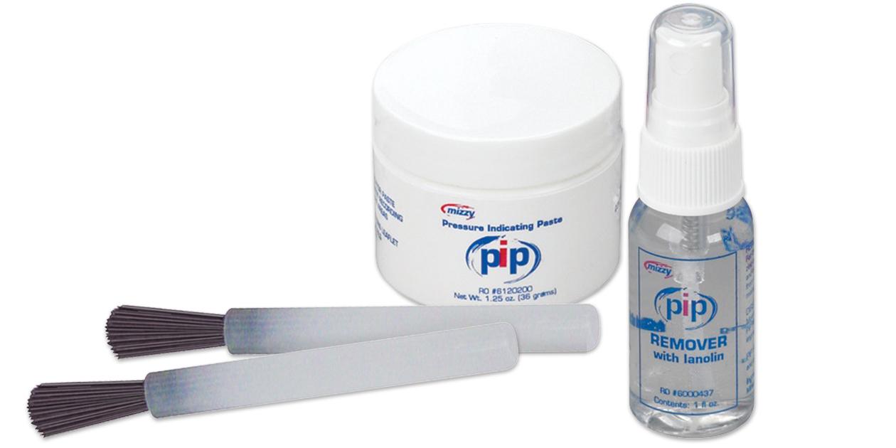 PIP - Pressure Indicating Paste