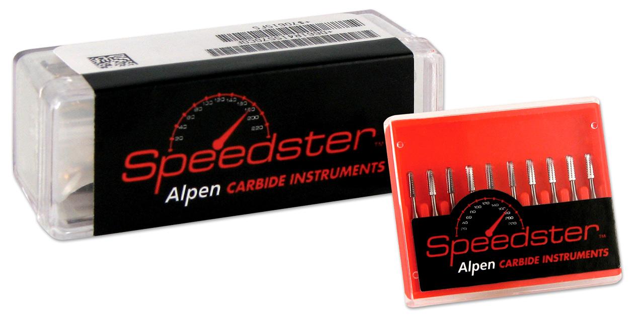 Alpen Speedster burs
