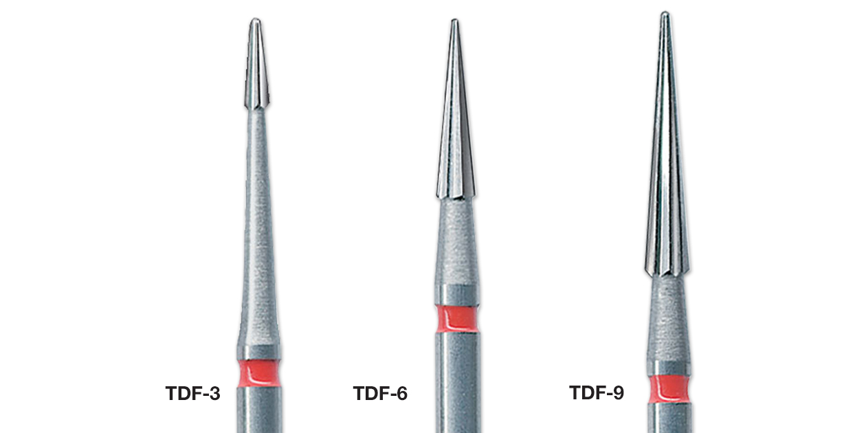 Axis NTI - TDF series (trim, define, finish)