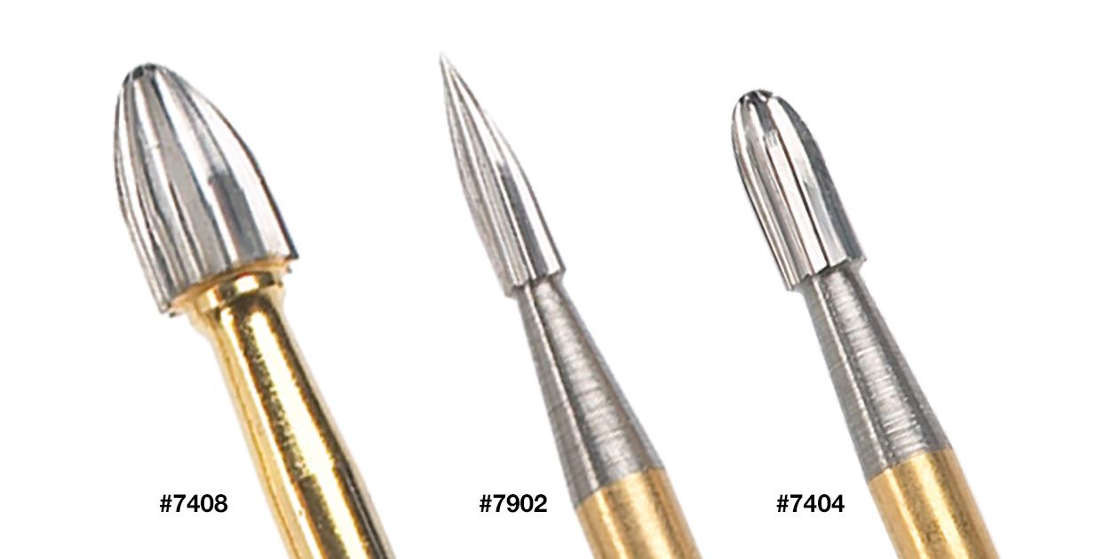 NTI Composite T&F burs