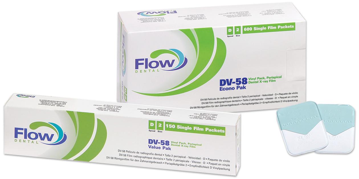 Flow D-speed intraoral x-ray film