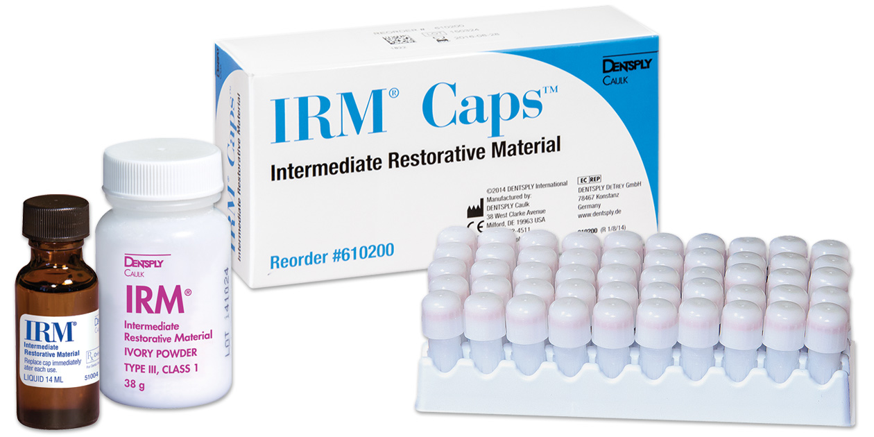IRM Intermediate Restorative Material