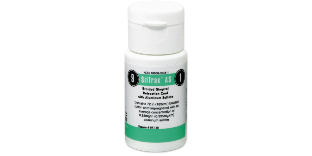 SilTrax AS (light green label)