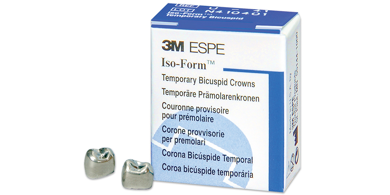 3M Iso-Form crowns