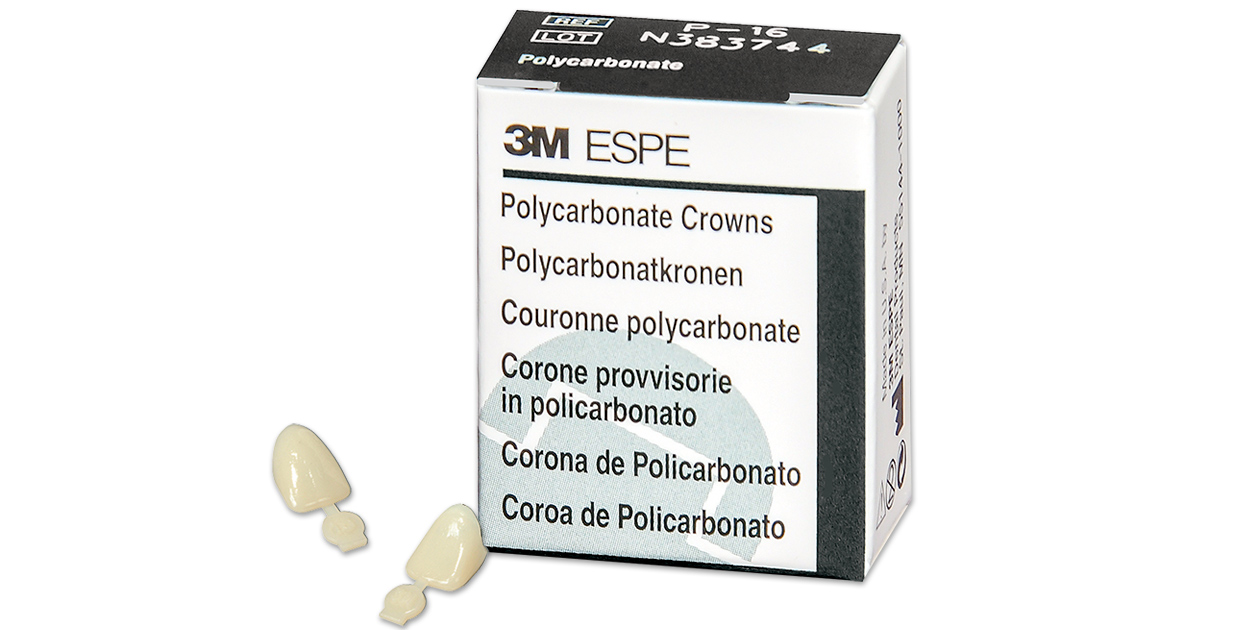 Polycarbonate crowns