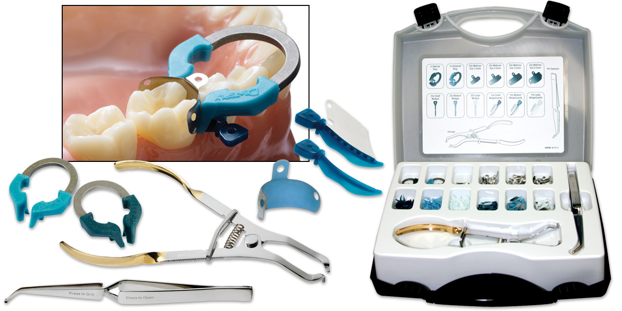 Palodent Plus Sectional Matrix System Safco Dental Supply