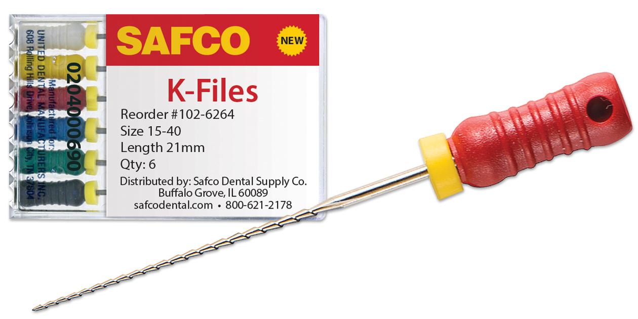 Safco K-Files