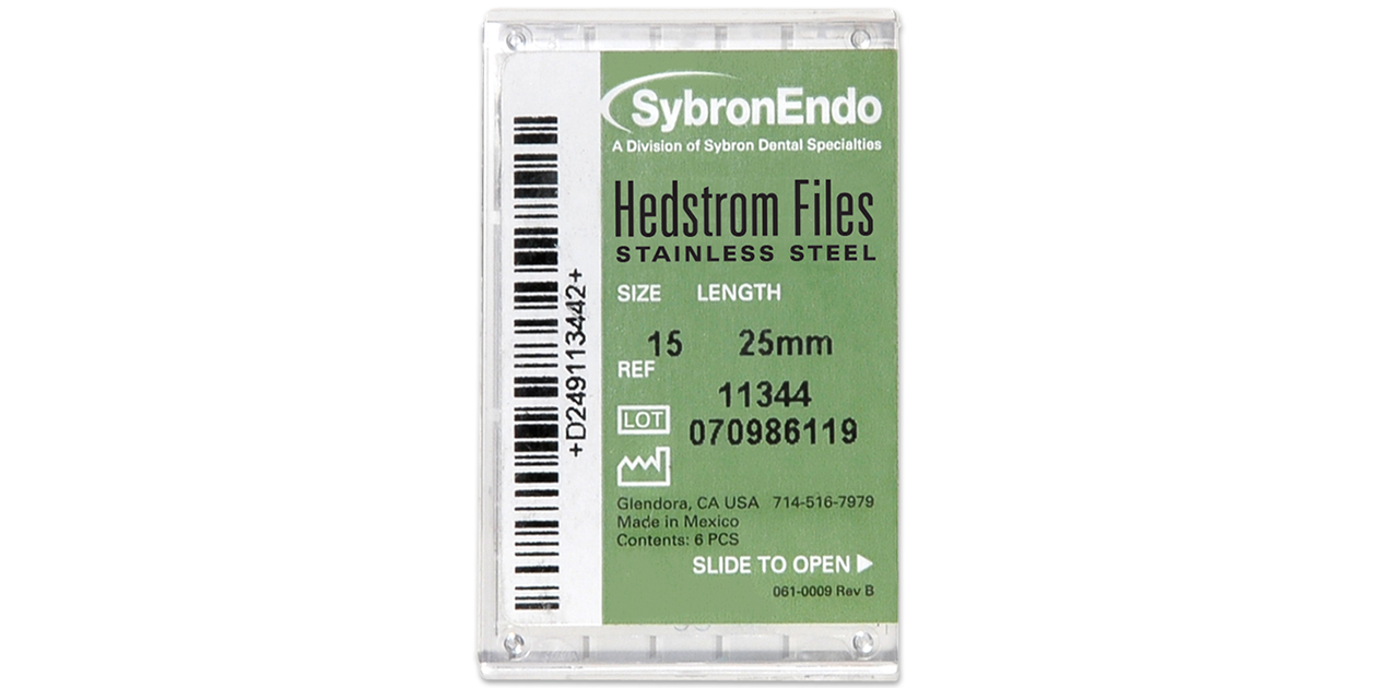 SybronEndo hedstrom files