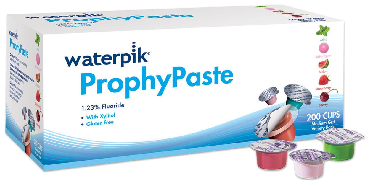 Waterpik prophy paste