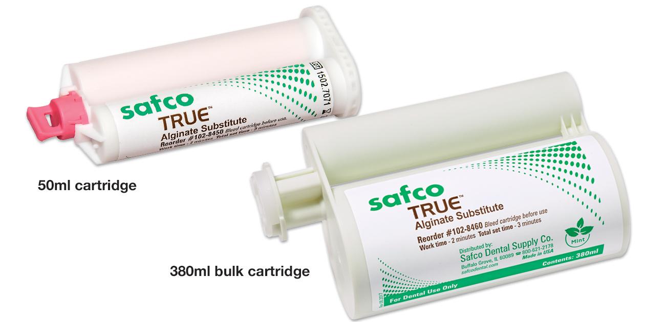 Safco True alginate substitute