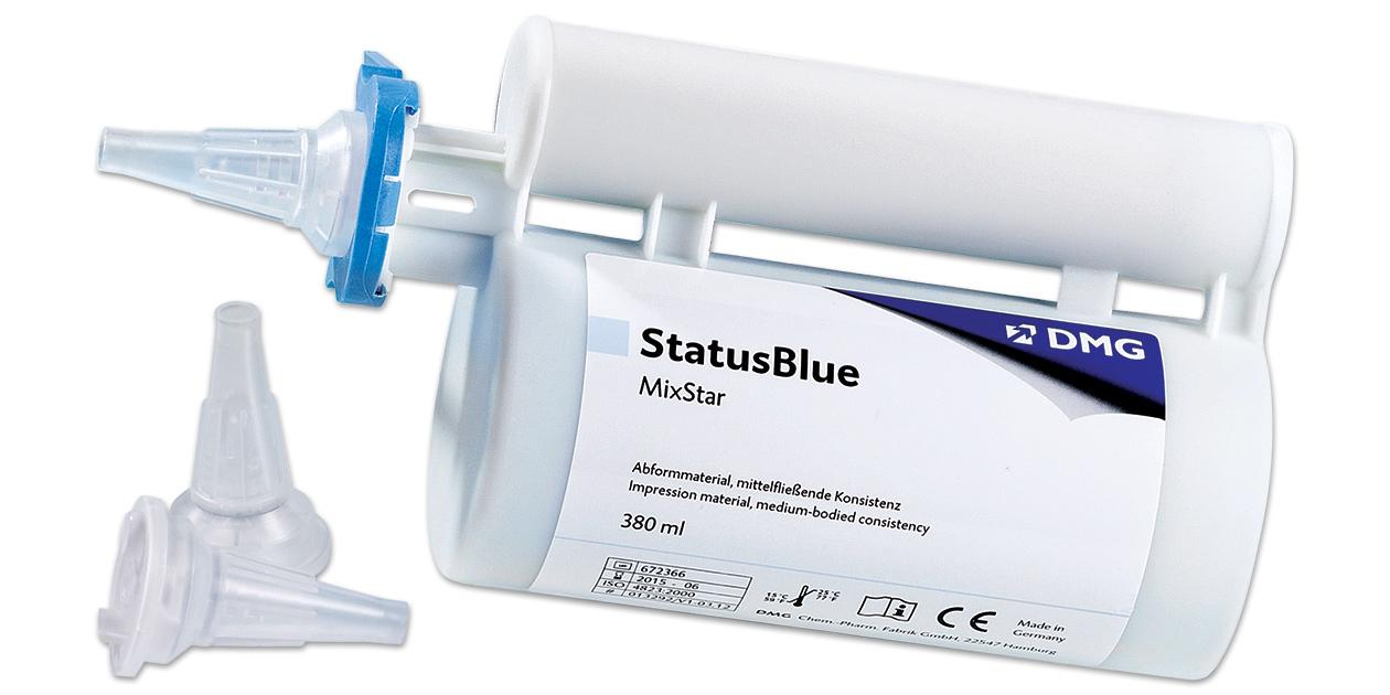 StatusBlue MixStar