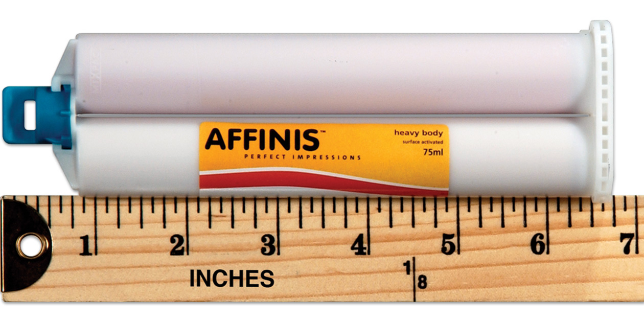 Affinis 75ml cartridges
