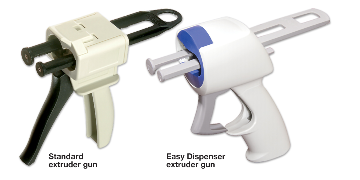 Safco extruder guns