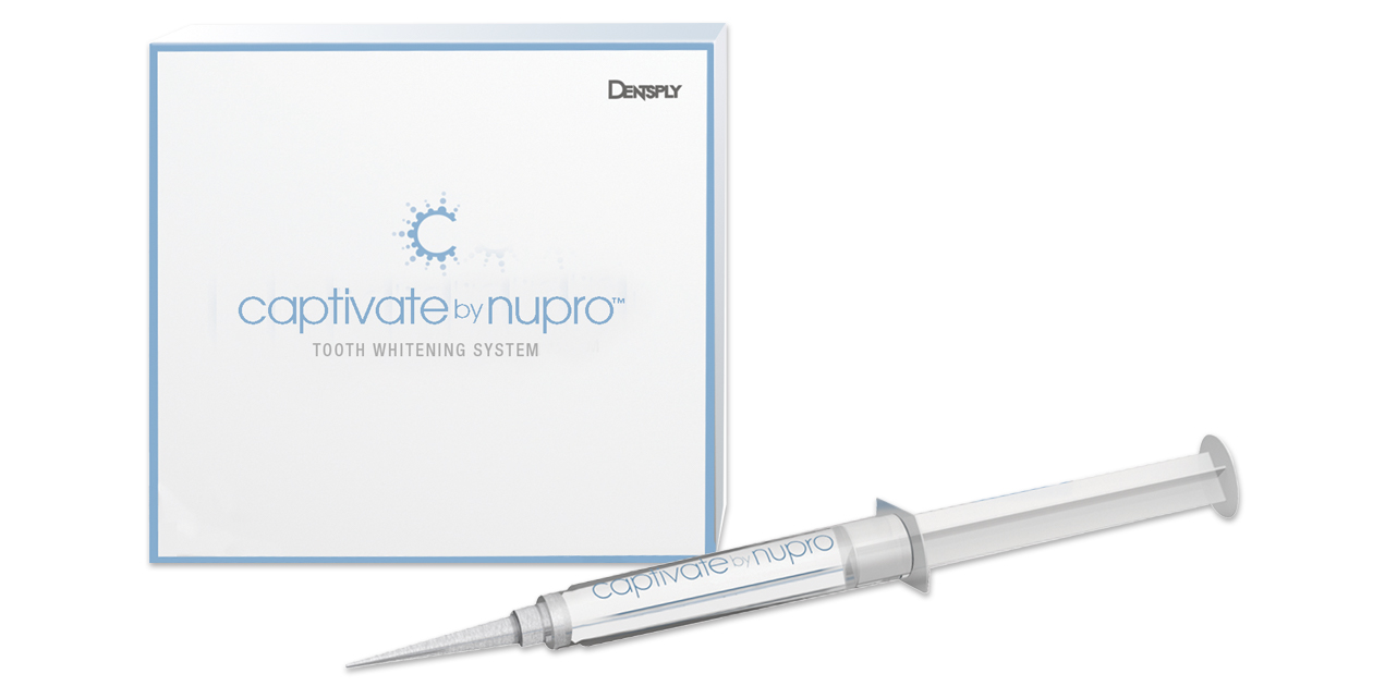 Captivate by Nupro Hydrogen Peroxide