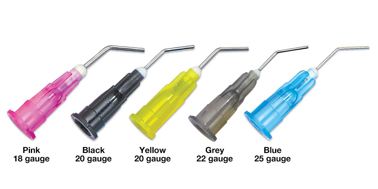Multi-purpose dispensing needle tips - Safco