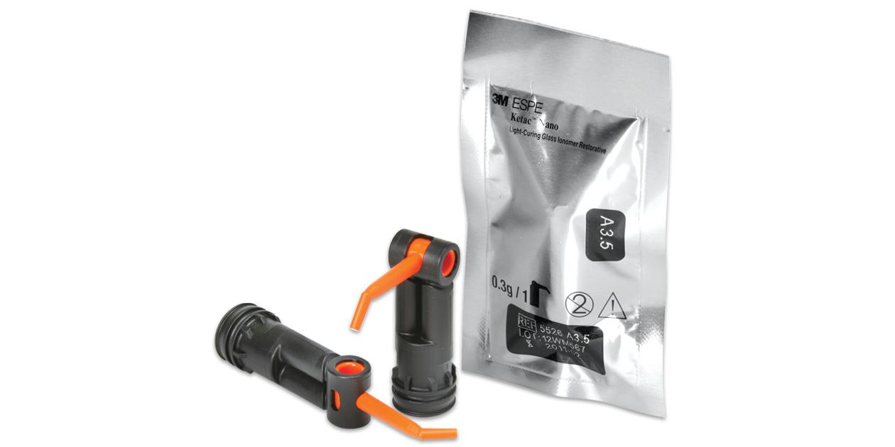 Ketac Nano Quick Mix Capsules