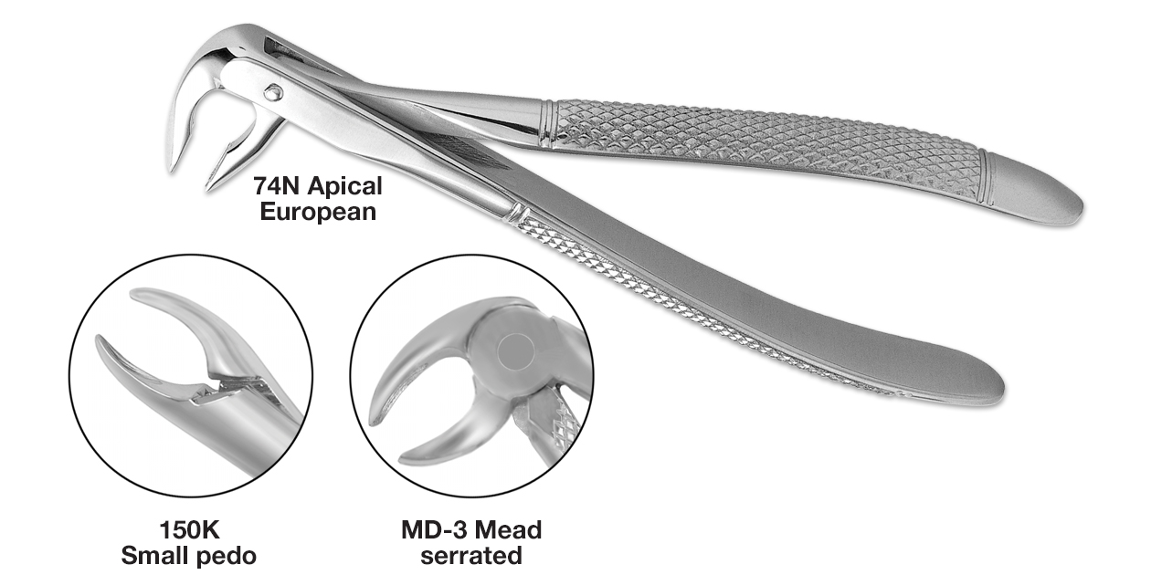 Forceps - Hu-Friedy German