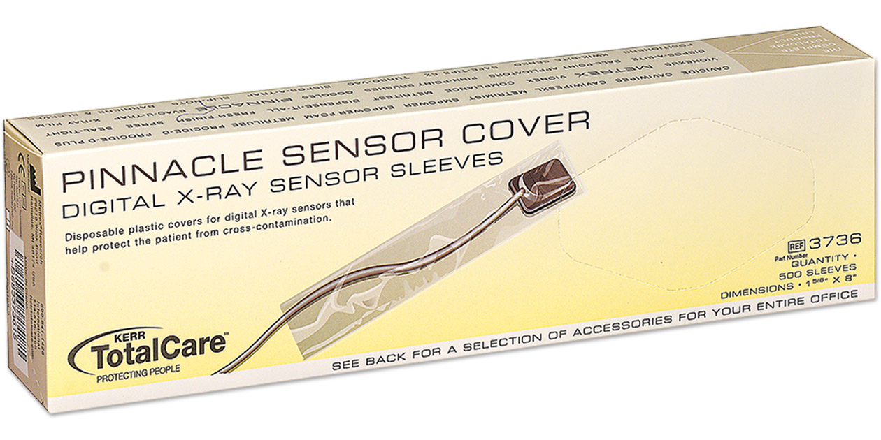 Pinnacle sensor cover