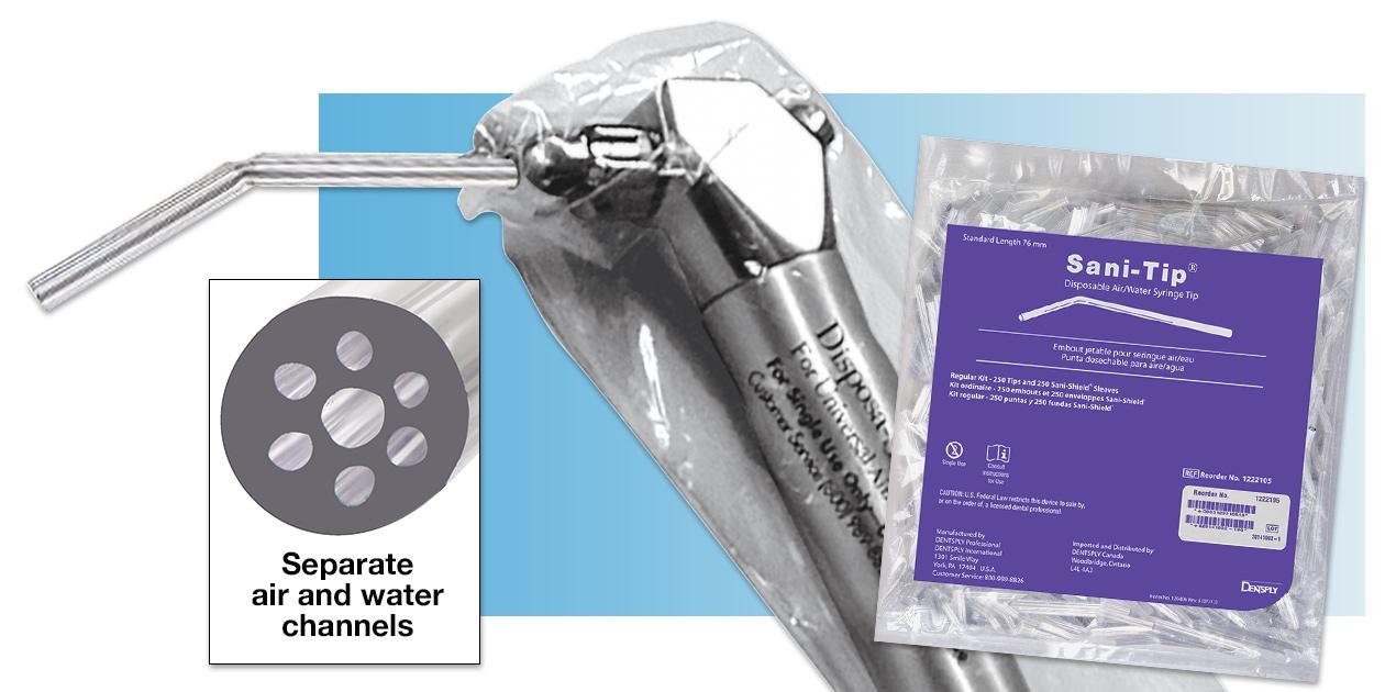 Sani-Tip syringe tips