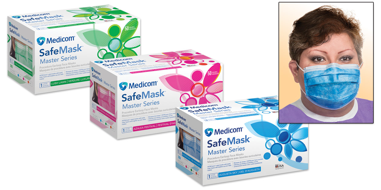 SafeMask Master Series Level 1
