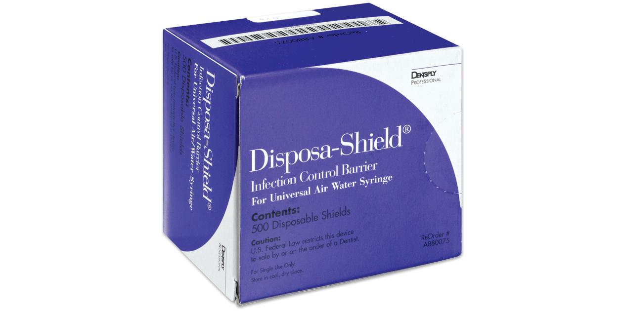 Disposa-Shield syringe sleeves