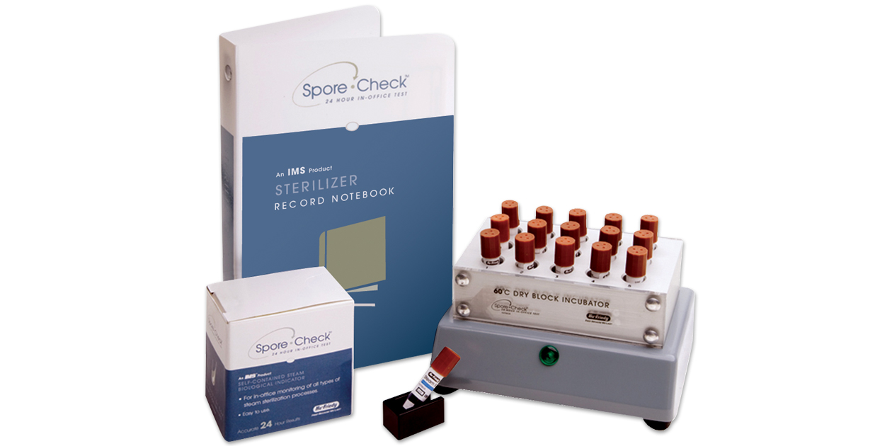 SporeCheck In-Office Biological Monitor