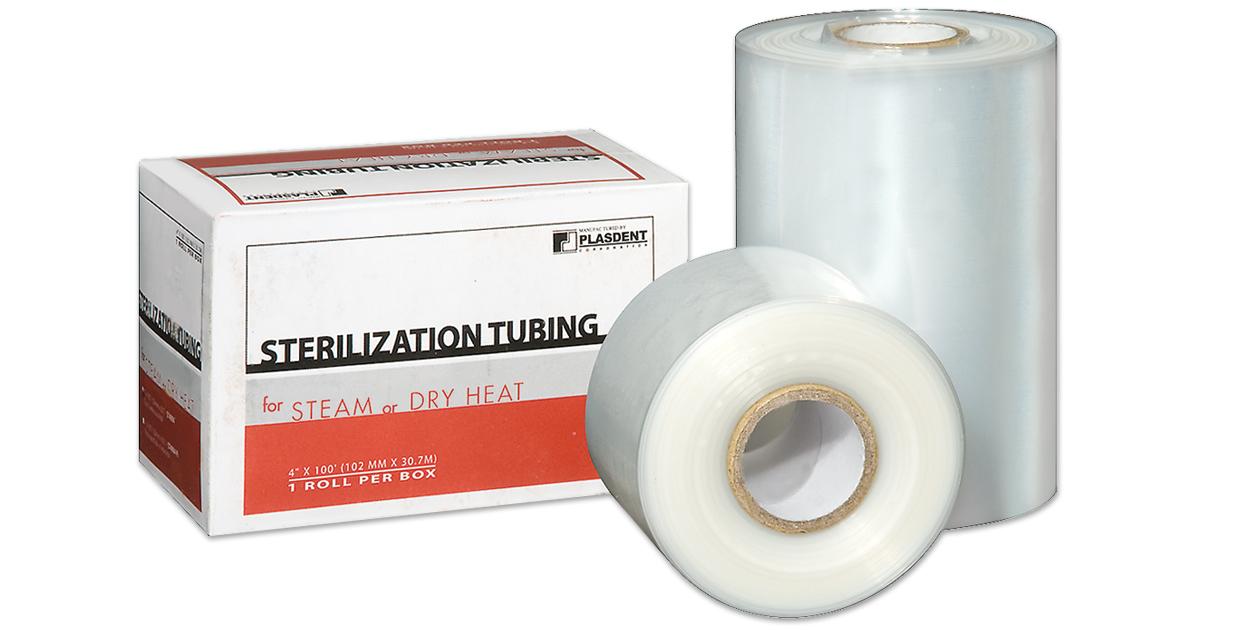 Plasdent sterilization tubing