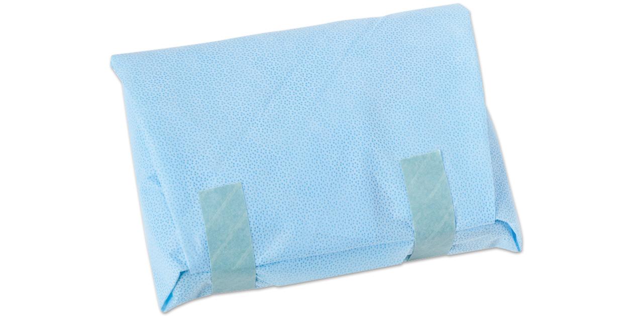 Sequential sterilization wrap