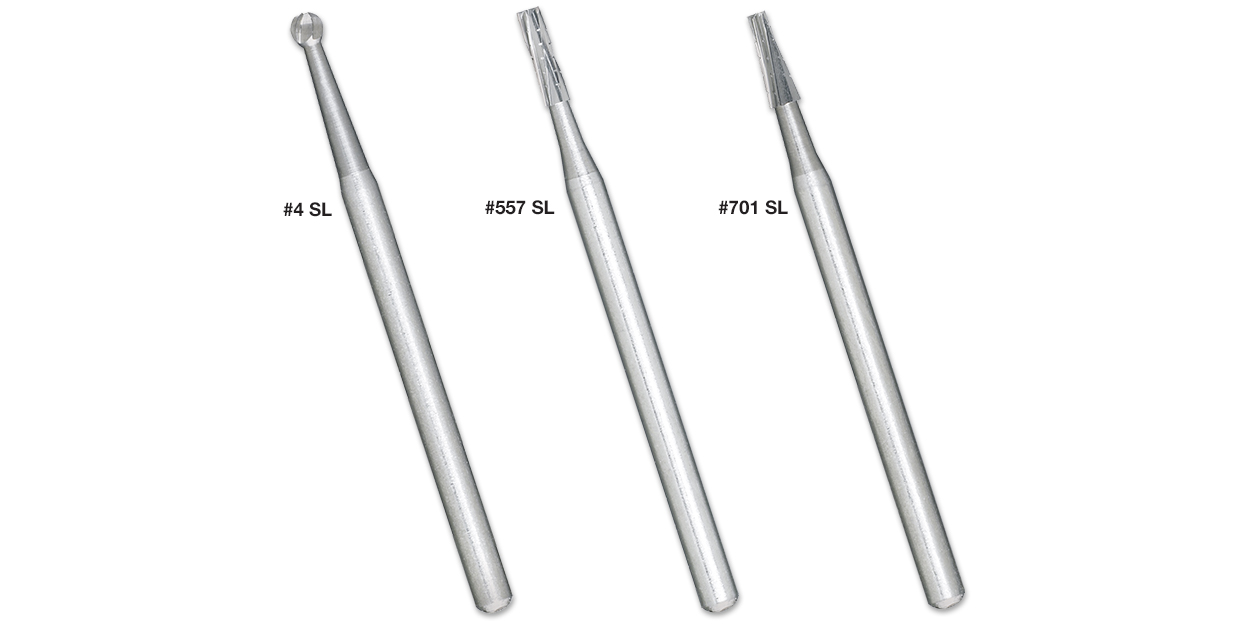 Integra Miltex surgical length burs
