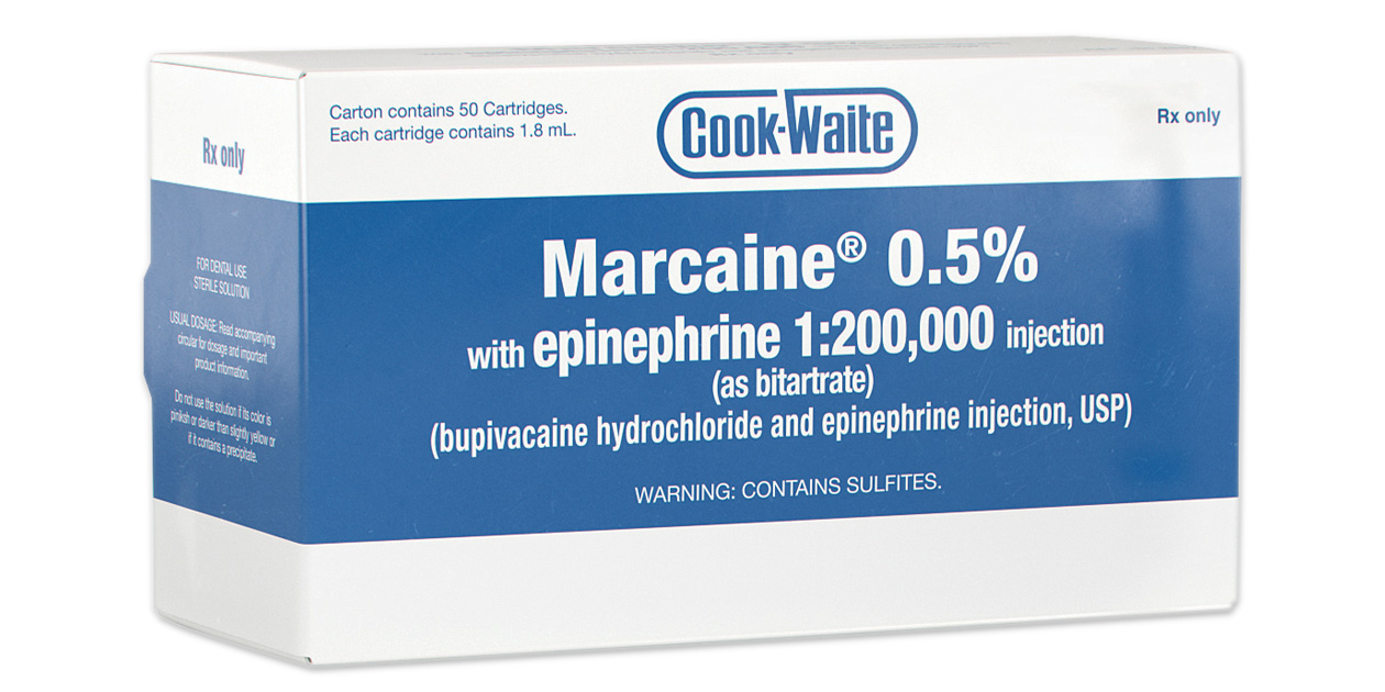 Marcaine