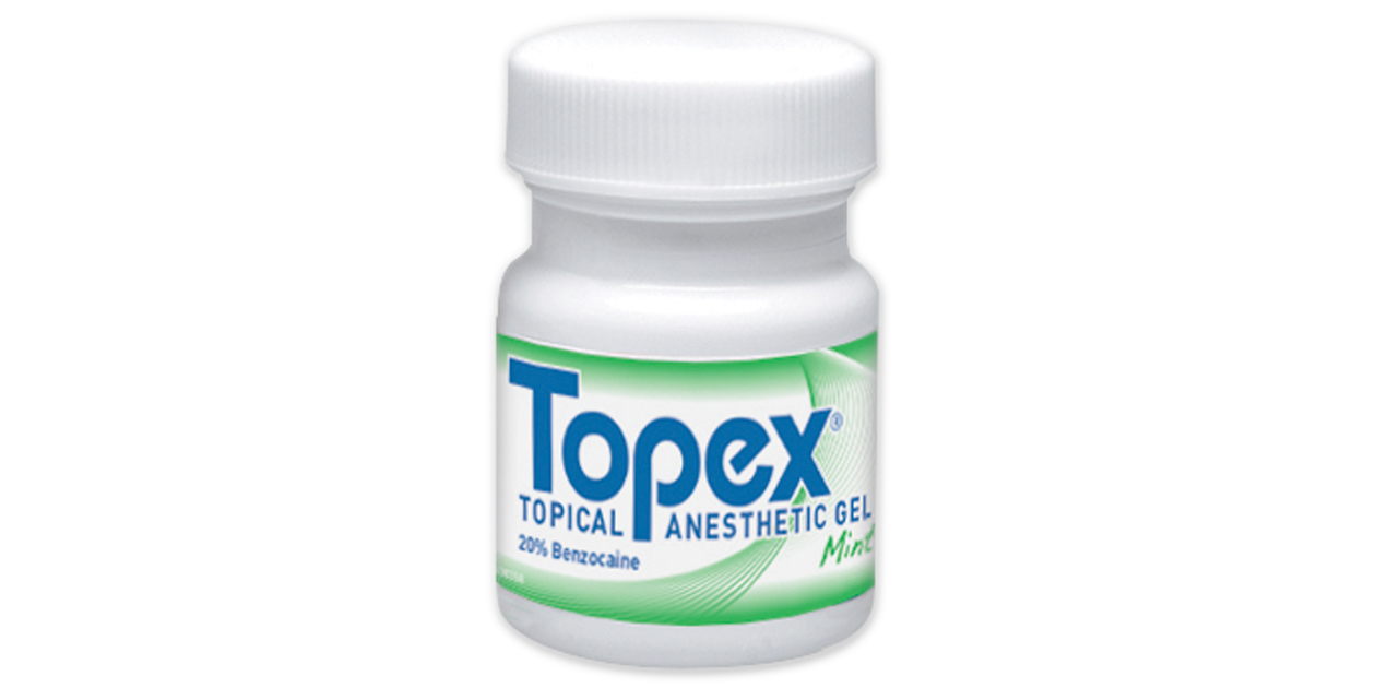 Topex topical gel