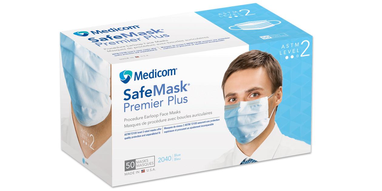 SafeMask Premier Plus