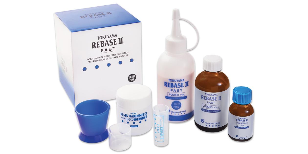 Rebase II Fast