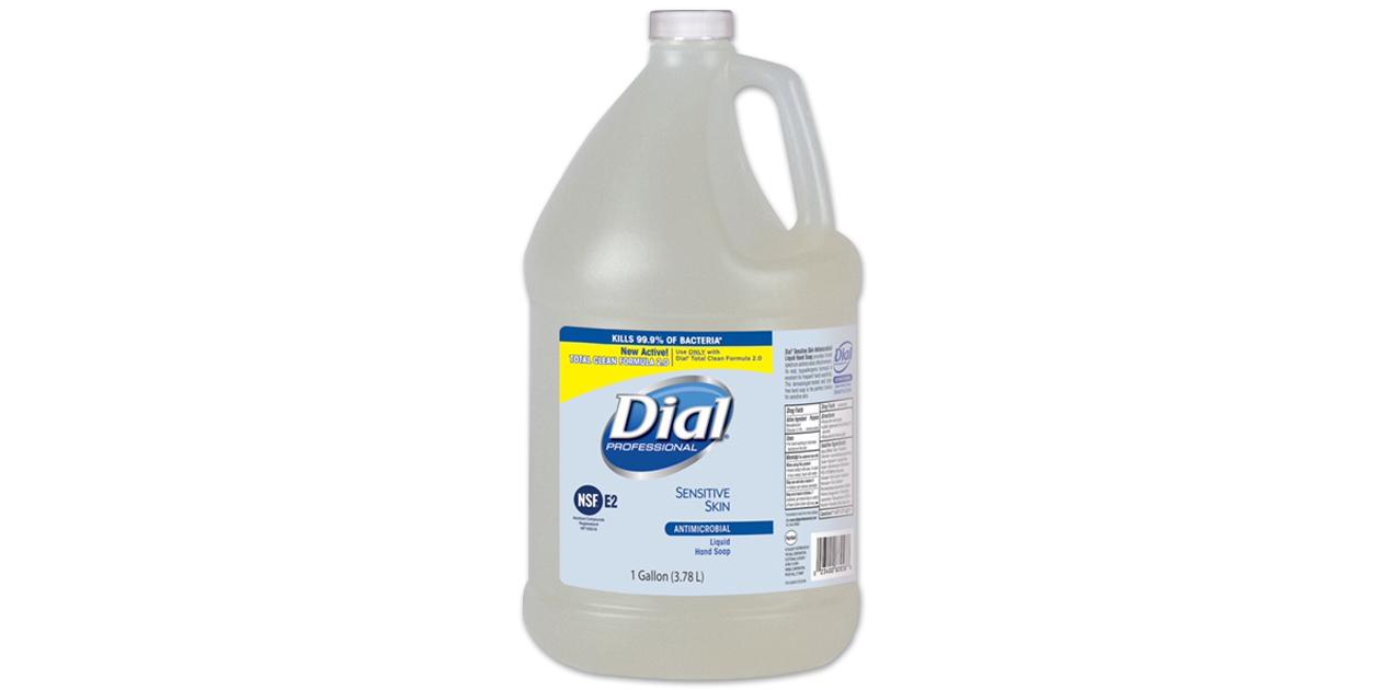 Dial Liquid Sensitive Skin