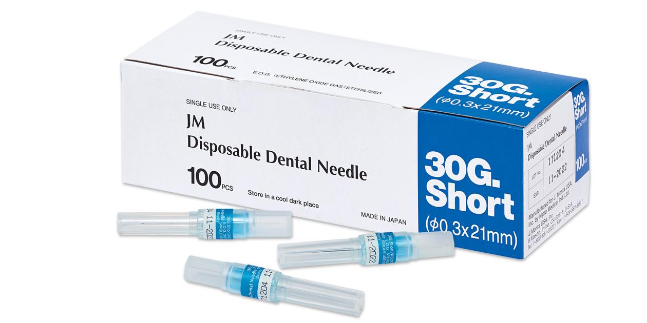 JM needles