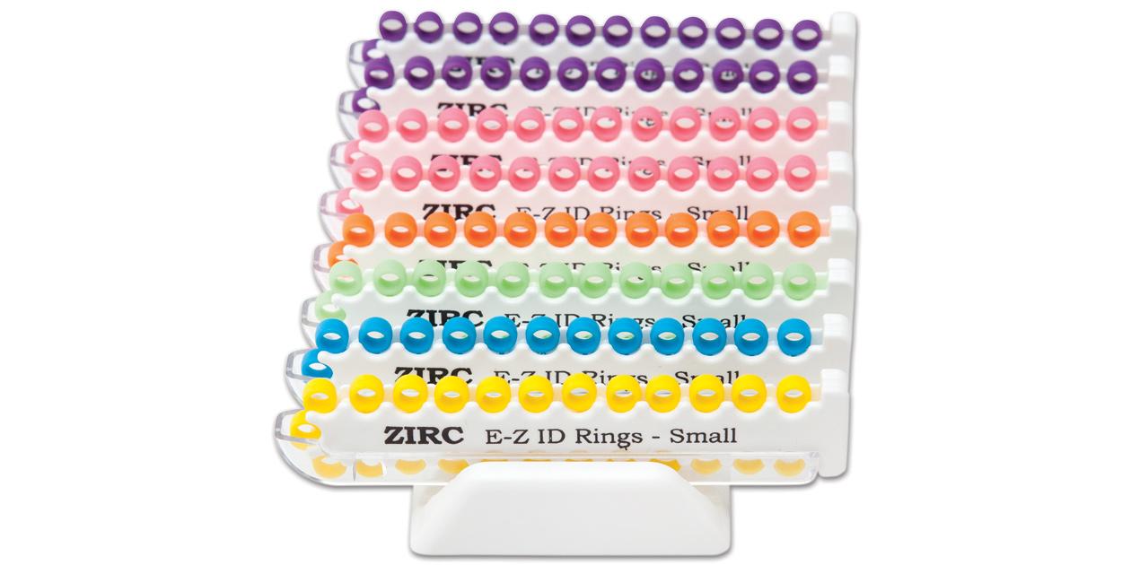 E-Z ID Rings