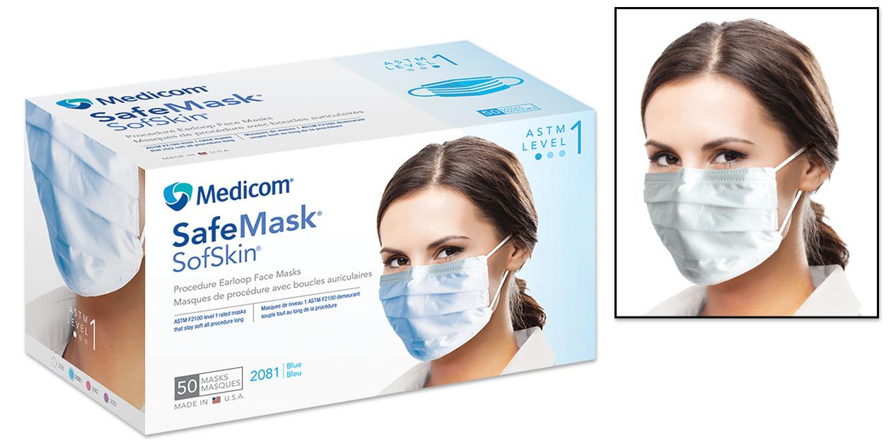 SafeMask SofSkin Level 1