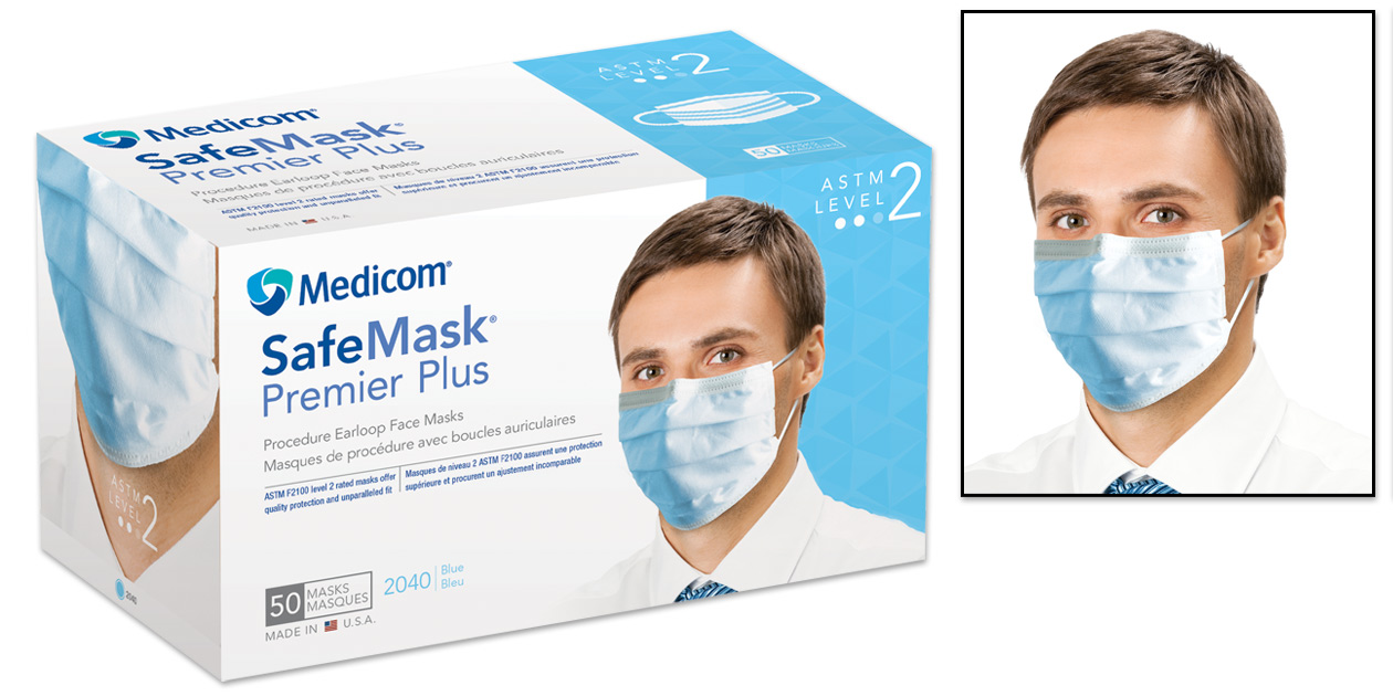 SafeMask Premier Plus