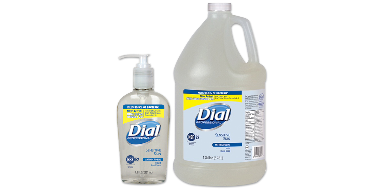Dial Liquid Sensitive Skin Safco Dental Supply