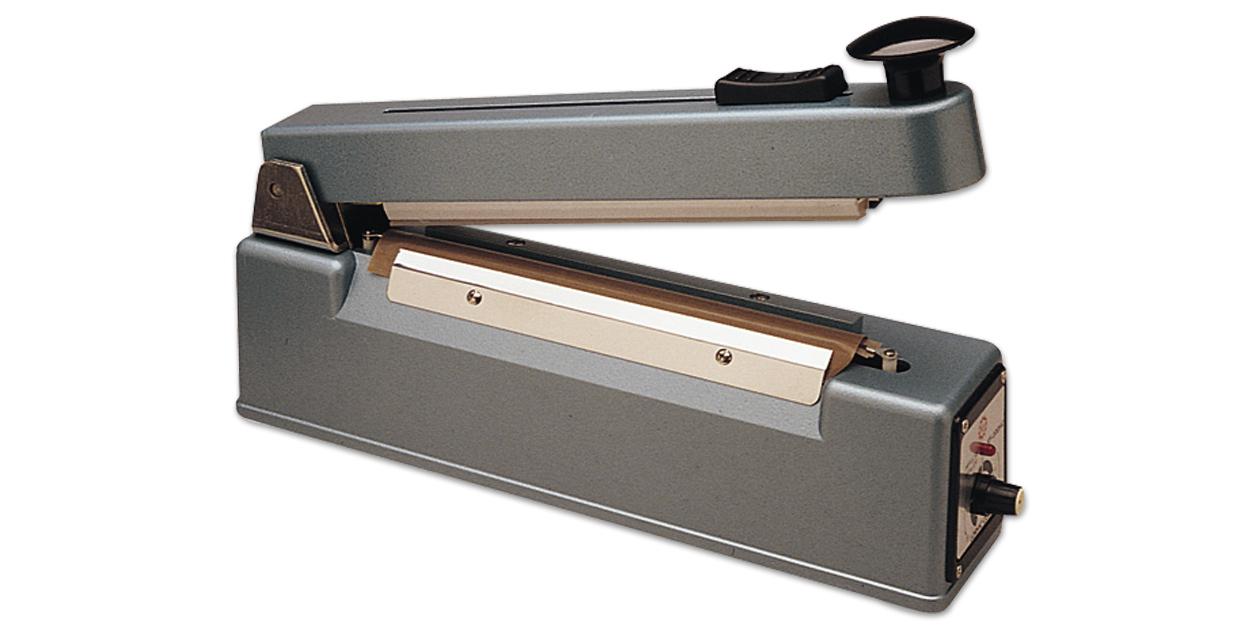 Nyclave impulse heat sealer