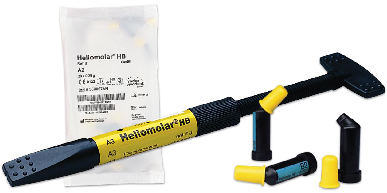 Heliomolar HB