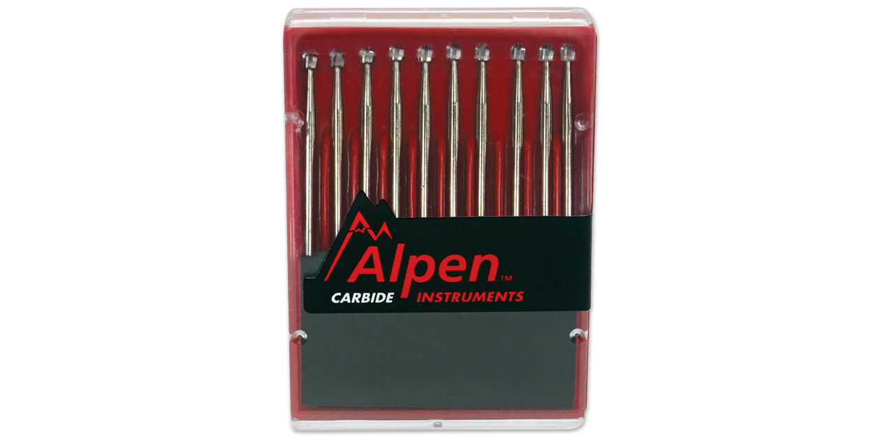 Coltene - Alpen surgical length burs