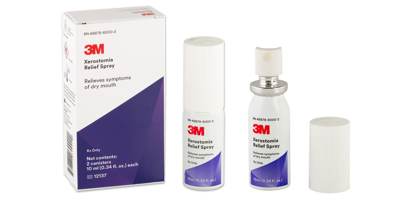 3M™ Xerostomia Relief Spray