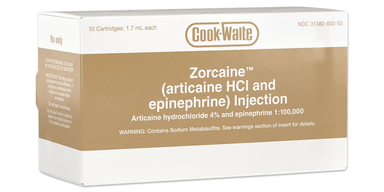 Zorcaine