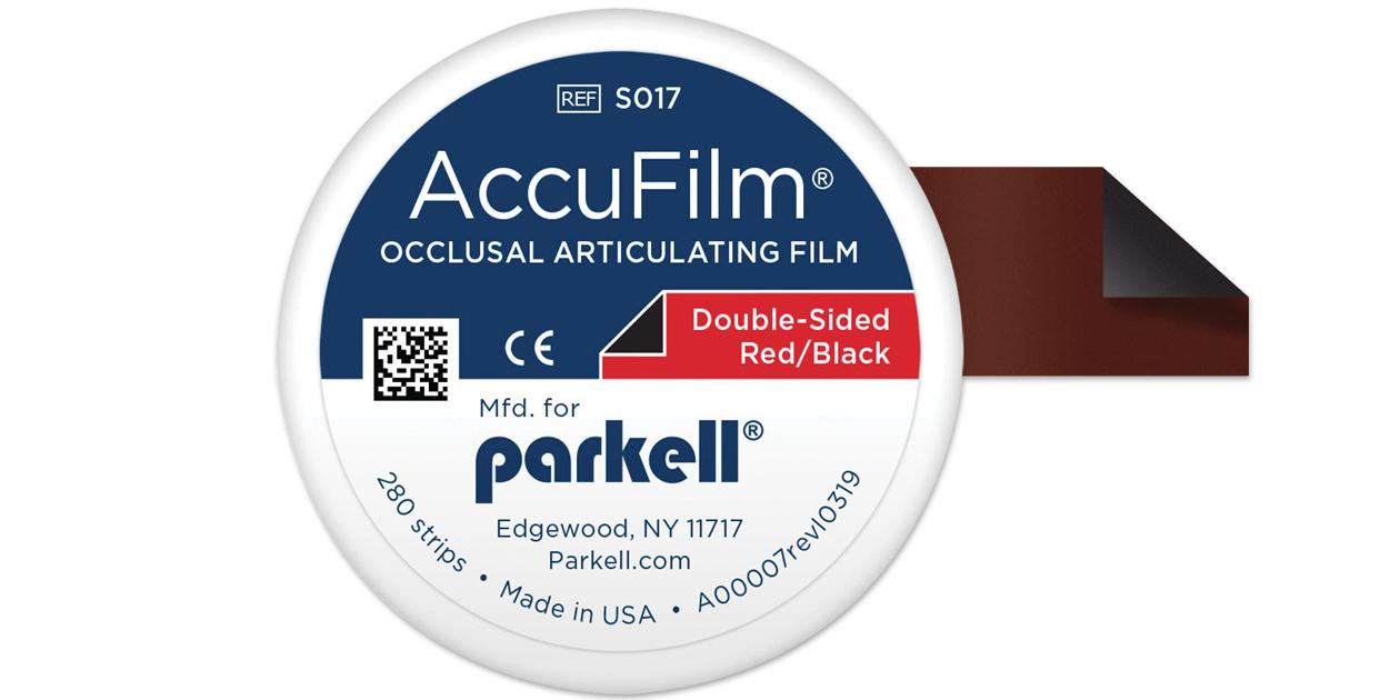 AccuFilm II articulating film